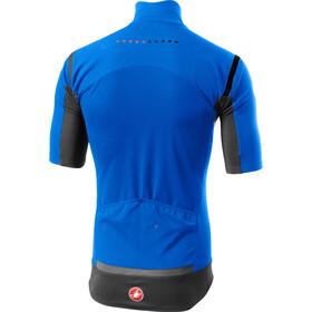 Castelli Gabba Rain Or Shine Koszulka z krótkim rękawem Mężczyźni, drive blue